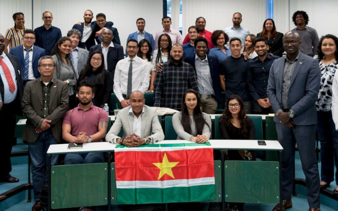 Diaspora Insights 2019: Ondernemerschap als kerncompetentie