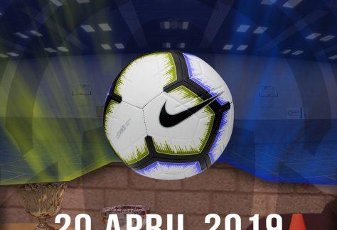 Zaalvoetbaltoernooi 2019