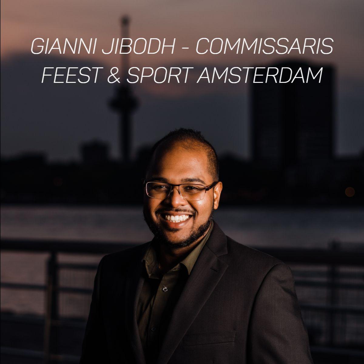 Gianni Jibodh